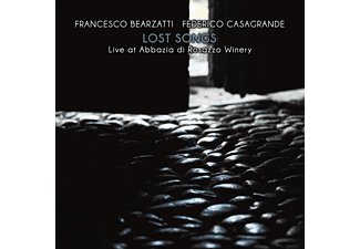 Bearzatti,Francesco/Casagrande,Federico - Lost Songs - (CD)