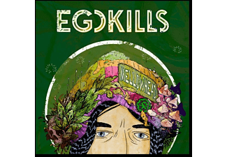 Egokills - Mellowhead [CD]