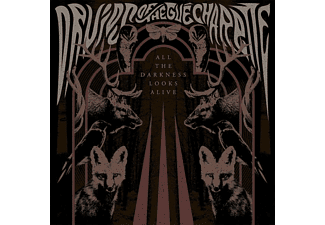 Druids Of The Gue Charette - All The Darkness Looks Alive - (Vinyl)