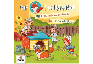 SONY MUSIC ENTERTAINMENT (GER) 008/Fall 15: Die verlassene Hundehütte/Fall 16: