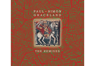Paul Simon - Graceland-The Remixes - (Vinyl)