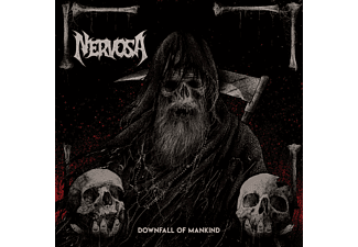 Nervosa - Downfall Of Mankind - (CD)