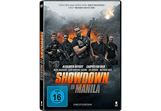 SHOWDOWN IN MANILA - (DVD)