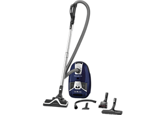 ROWENTA RO6371EA Silence Force Compact 4A Home and Car Staubsauger mit Beutel, EEK: A+, Blau/Schwarz