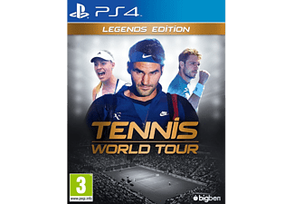 Tennis World Tour: Legends Edition PlayStation 4