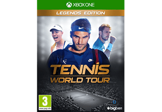 Tennis World Tour: Legends Edition Xbox One