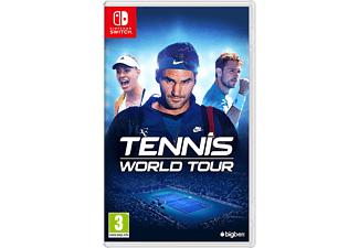Tennis World Tour Nintendo Switch