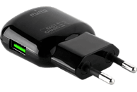 PURO Travel Charger Reiseladestecker  Schwarz