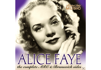 Alice Faye - Complete Arc & Brunswick Recordings - (CD)