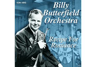 Billy Butterfield - Recipe For Romance - (CD)
