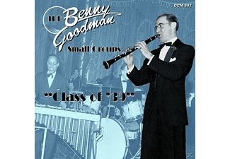 Benny Goodman - Class Of '39 - (CD)