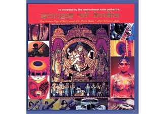 VARIOUS - Songs of India - (CD)