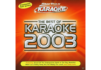 VARIOUS - Best Of Karaoke 2003 - (CD)