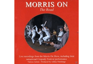 VARIOUS - Morris On The Road - (CD)