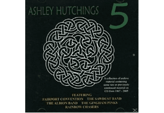 Ashley Hutchings - Five - (CD)