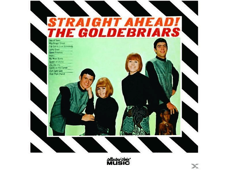 The Goldebriars - Straight Ahead! [CD]