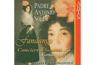 Duo Uriarte - Fandango-Conciertos Sonatas - (CD)
