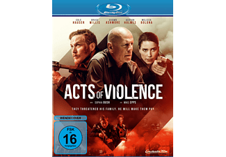 Acts Of Violence - (Blu-ray)