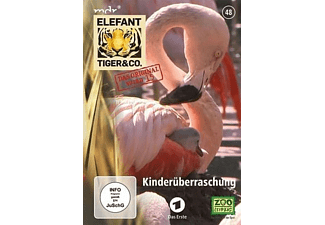 Elefant, Tiger & Co. 48 Kinderüberraschung - (DVD)
