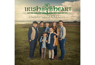 Angelo Kelly & Family - Irish Heart - (CD)