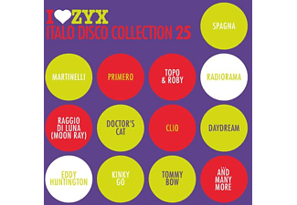 VARIOUS - ZYX Italo Disco Collection 25 - (CD)