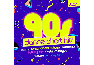 VARIOUS - 90s Chart Hits-Extended Versions Vol.2 - (CD)