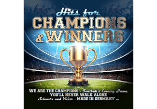 VARIOUS - HITS FOR CHAMPIONS & WINNERS - (CD)