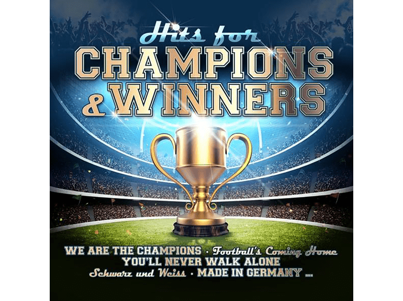 VARIOUS - HITS FOR CHAMPIONS & WINNERS [CD]