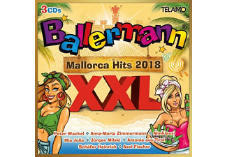 VARIOUS - Ballermann XXL-Mallorca Hits 2018 - (CD)