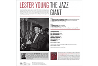 Lester Young - The Jazz Giant [Vinyl]