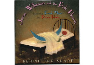 James-& The Pink Hearts Williamson - Behind The Shade - (CD)