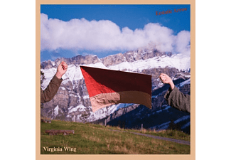 Virginia Wing - Ecstatic Arrow - (CD)