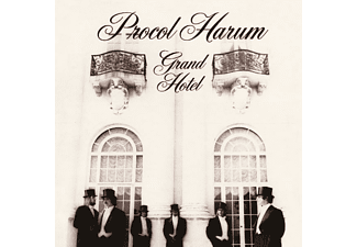 Procol Harum - Grand Hotel - (CD + DVD Video)