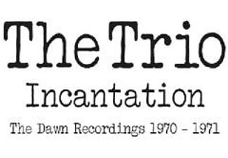 Trio - Incantation - (CD)