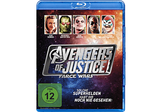 Avengers of Justice: Farce Wars - (Blu-ray)