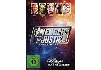 Avengers of Justice: Farce Wars - (DVD)