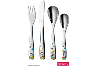 WMF 12.8605.6040 Unicorn 4-tlg. Kinderbesteck-Set