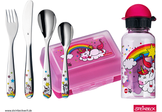 WMF 12.8605.9980 Unicorn 6-tlg., Kinderbesteck-Set