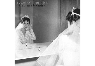 Illuminati Hotties - KISS YR FRENEMIES - (CD)