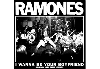 Ramones - i wanna be your boyfriend (red vinyl) - (Vinyl)