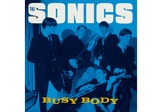 The Sonics - busy body / the witch - (Vinyl)