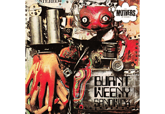 Frank & The Mothers Of Invention Zappa - Burnt Weeny Sandwich (LP) - (Vinyl)