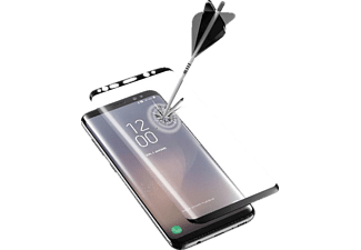 CELLULAR LINE 39531, Displayschutzglas, transparent, passend für Samsung Galaxy S8