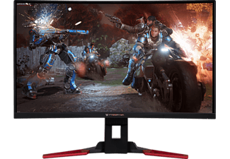 ACER Predator Z321QU 31.5 Zoll WQHD Gaming Monitor (1x HDMI, 1x DisplayPort, USB 3.0 Hub(1up 4down), 1x Audio OUT Kanäle, 4 Reaktionszeit, G-SYNC, 165 Hz)