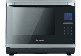 PANASONIC NN-CS894 STEAM INOX Mikrowelle Silber