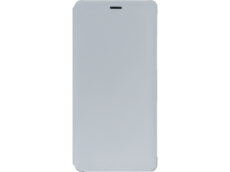 Style C. Stand Backcover Sony Xperia XZ2 Silber | 07311271604822