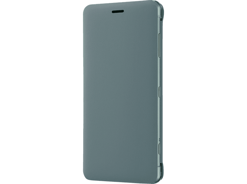 SONY Style C. Stand Backcover Sony Xperia XZ2 Compact  Grün