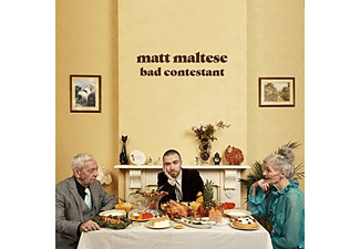 Matt Maltese - Bad Contestant - (CD)