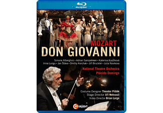 Domingo/Alberghini/S - Don Giovanni - (Blu-ray)