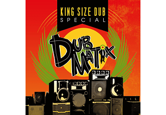 VARIOUS - King Size Dub Special:Dubmatix - (CD)